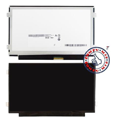 pantalla 10.1 led slim laptop acer d255 d270 lenovo s10-3