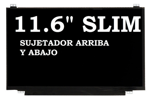pantalla 11.6 slim acer c710 q1vzc aspire v5-171 v5-171-6815
