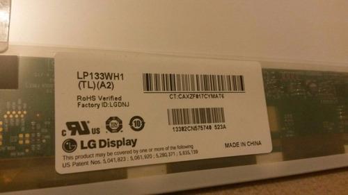 pantalla 13.3 pulgadas lcd display lp133wh1 (tl) (a2)