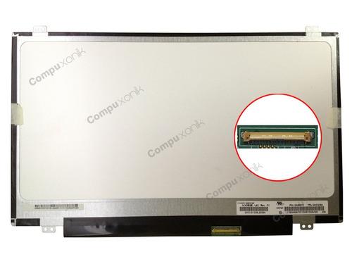 pantalla 14.0 led hp 14-n 14-e 14-g 14-v 14-r n140bge-l42