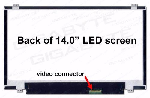 pantalla 14.0 led hp pavilion dm4-1001tu pavilion