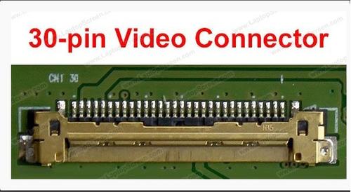 pantalla 15.6 led slim 30 pines  n156hca-eba rev.c1