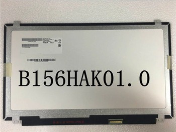 pantalla 15.6 slim  40 pines  touch  b156hak01.0  1920x1080