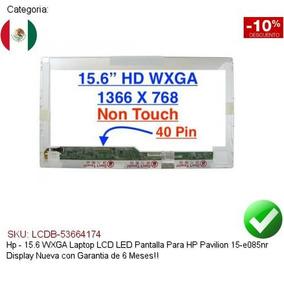 """New HP TPN-L108 15.6/"""" WXGA LED LCD laptop screen"""