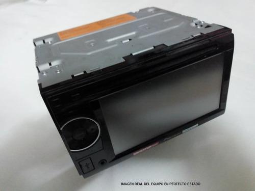 pantalla 2-din multimedia dvd pionner avh-p1400dvd