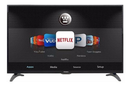 pantalla 32 smart tv westinghouse led netflix youtube nueva
