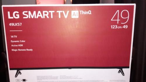 pantalla 49 pulgadas led smart tv fhd lg 49lk5750pua 4k