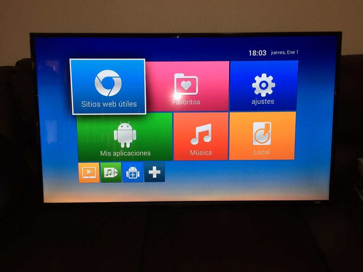 47c13cff2 pantalla 49 pulgadas smartv marca vios fhd. Cargando zoom.