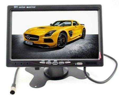 pantalla 7 tft sirve para camara retroceso, dvd envio gratis