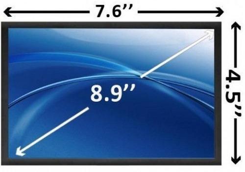 pantalla 8.9 led 40 pines acer zg5,dell 910,gateway lt1000