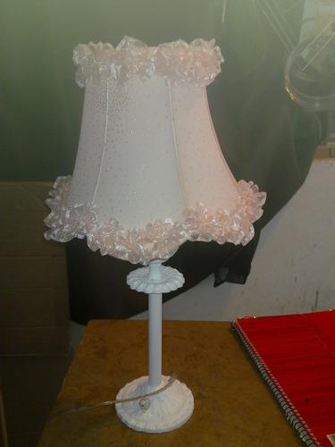 pantalla artesanal americana en shantung,fabrica,iluminacion