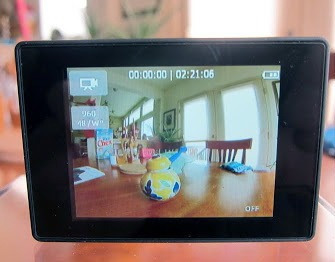 pantalla bacpac gopro touch hero 3 3plus 4 envío gratis, msi