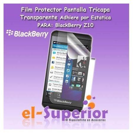 pantalla blackberry protector