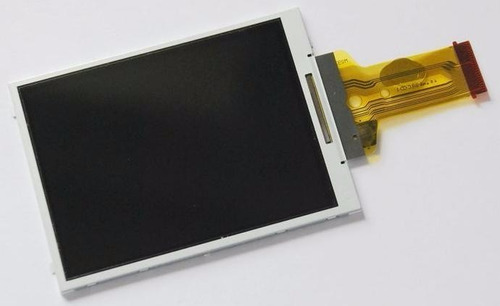 pantalla cámara sony dsc-hx5v hx5 h55 con marco y backligth