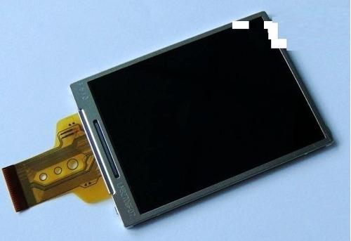 pantalla cámara sony dsc-w630 w730 w830