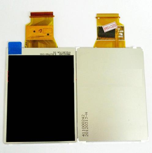 pantalla cámara sony dsc-wx50 wx100 wx200 dsc-wx220