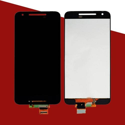 pantalla completa + instalacion para lg x power + 2 tiendas