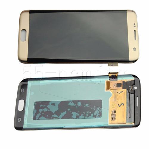 pantalla completa samsung s7 edge original sm-g935 garantia