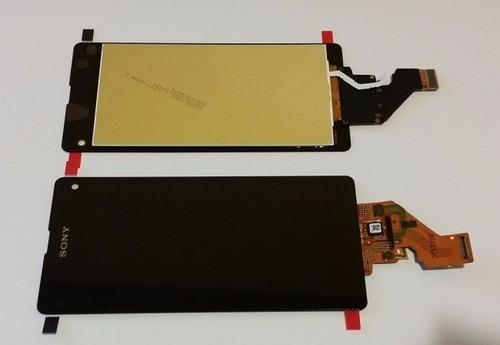 pantalla completa  sony  xperia z1 compact