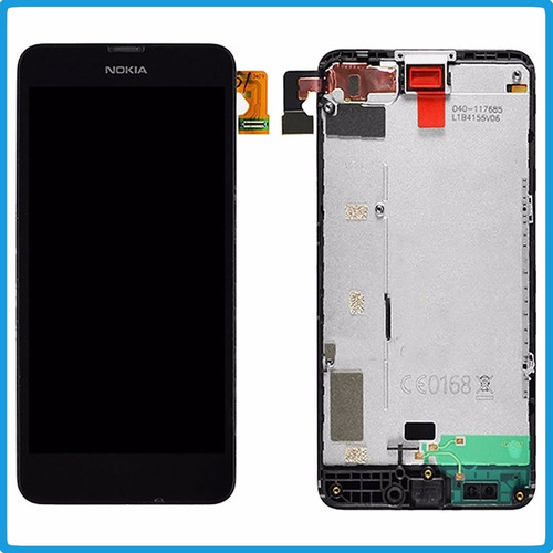 pantalla completa tactil lcd marco lumia 630 635 nokia