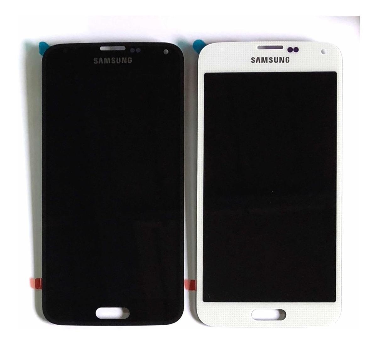 e3ef370e573 pantalla completa touch lcd samsung galaxy s5 / regalos. Cargando zoom.