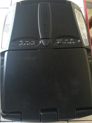 pantalla con dvd para vehículos