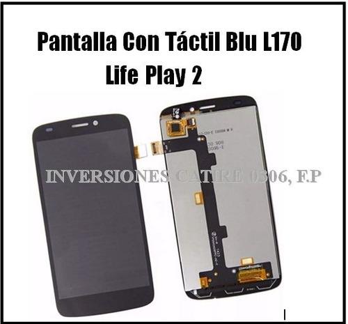 pantalla con tactil blu life play 2 l170 l170a