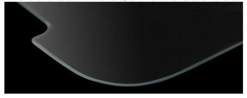 pantalla cristal glass s3 gris + cinta + film anti-shock