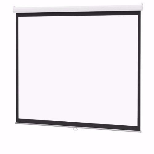 pantalla da-lite eléctrica 1.78 x 1.78