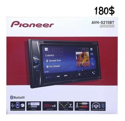 pantalla de dvd pioneer 2019 modelo avh-g215bt