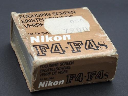 pantalla de enfoque pieza para nikon f4 f4s