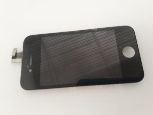 pantalla de iphone 4 con kit de desarme