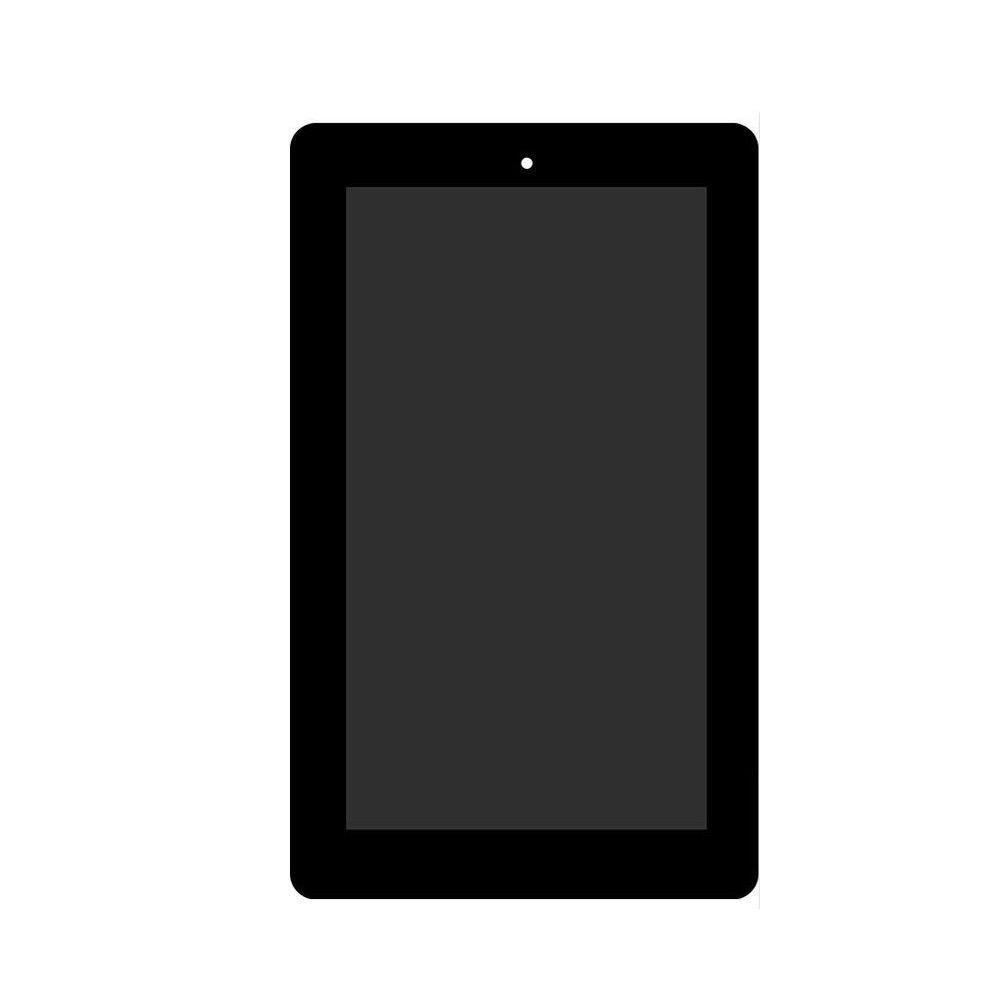 Pantalla De Lcd Táctil Digitalizador Marco Para Amazon Kindl ...