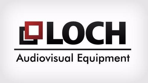 pantalla de proyeccion eléctrica loch es100  211 x 161 cm