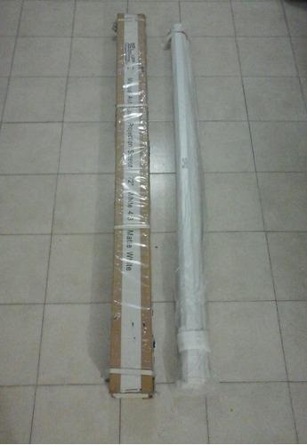 pantalla de proyección manual klip xtreme - 72 inch