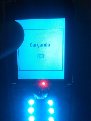 pantalla de sony ericsson t610