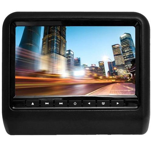 pantalla digital cabecera vak hd1001 10 dvd hd usb sd juegos