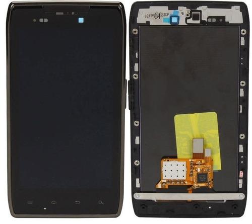 pantalla digitalizador motorola droid razr xt910 xt912 marco