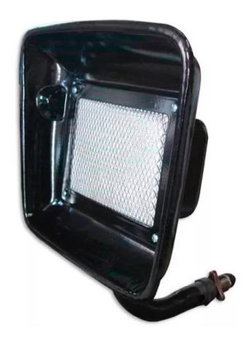 pantalla directa infrarroja 1500cal para gas garrafa 10 15k