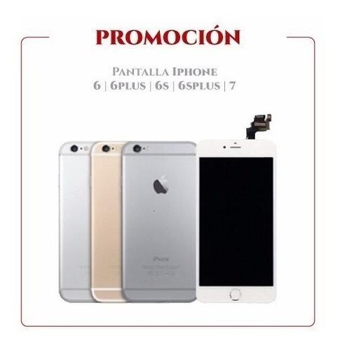 pantalla display iphone 4 4s 5 5s 6 6s 6+ 6s+ 7 7+ 8 8+ x