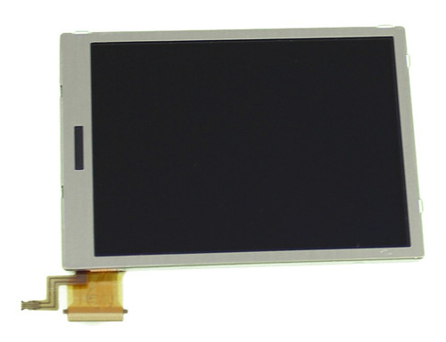 pantalla display lcd inferior   repuesto nintendo 3ds (old)