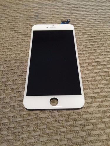 pantalla display lcd iphone 6s plus 100% original blanco