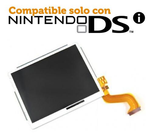pantalla display lcd superior  repuesto nintendo dsi