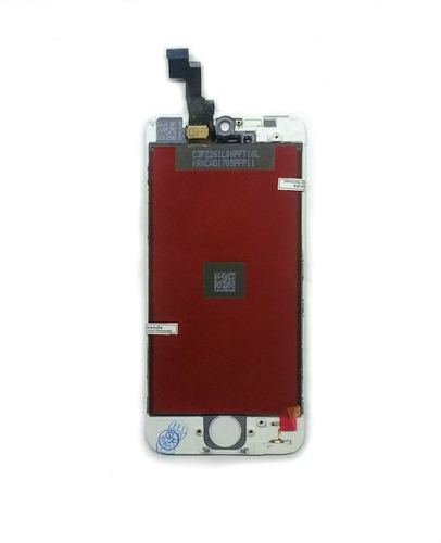 pantalla display lcd touch iphone 5s a1533 negro
