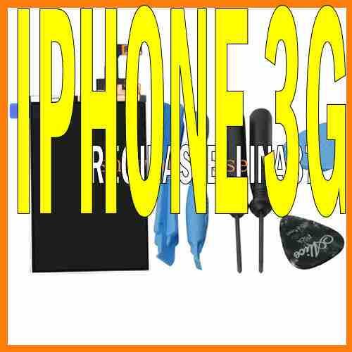 pantalla display lcd x iphone 3g pedido
