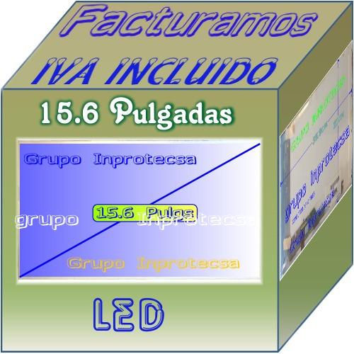 pantalla display led laptop hp g50 g56 15.6 40pines