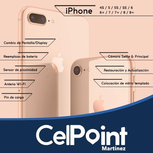 pantalla display modulo premium iphone 6- celpoint martinez