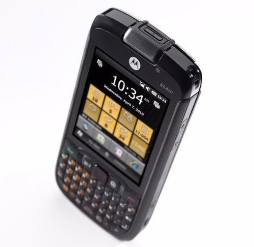 pantalla display motorola es400