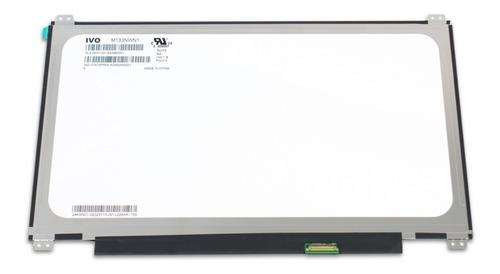 pantalla display notebook 13.3 led slim 30 pines hb133wx1