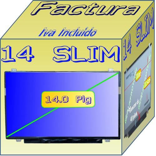 pantalla display p/ laptop hb140wx1-300 v4.0